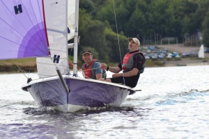Learn To Sail at Burton Sailing Club