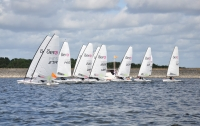 Burton Sailing Club RS Aero Open 2020