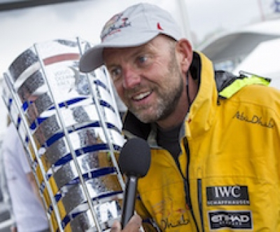 Burton Windsurfing Quest Backed By History Making Skipper