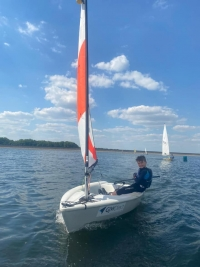 Come and join the fun at Burton Sailing Club