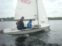 Learn to sail at Burton SC!