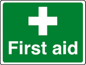 First Aid Course - 3rd December